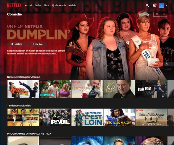 Code Secret Netflix - Accéder aux films et séries cachés - Comédie