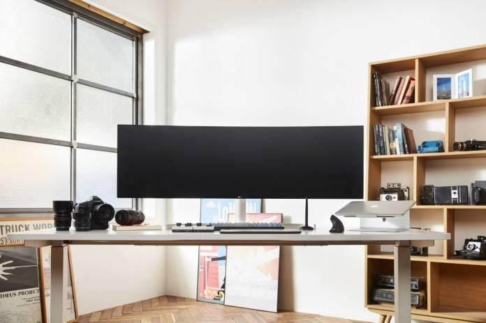 LG annonce 49WL95C Ultra Large de 49 pouces