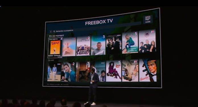 La nouvelle Freebox Delta dévoilé - service TV