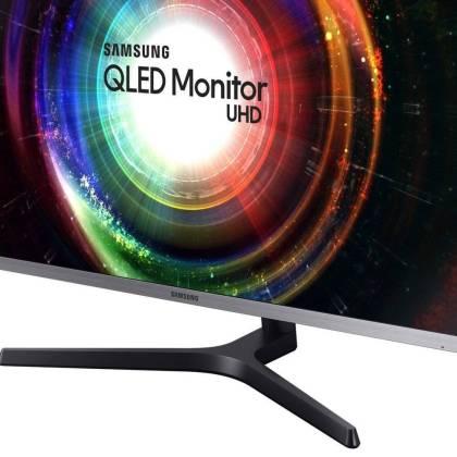 pied Samsung U32H850 - meilleurs écrans PC 4K