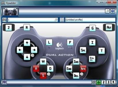 Configurer Xpadder Windows 10
