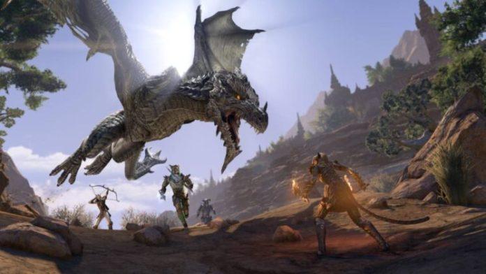 4 - Elder Scrolls Online l'extension ElsweyrDragonCombat