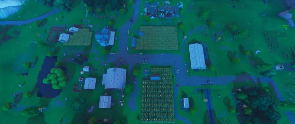 4 - Vue sur Fatal Fields