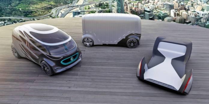 Mercedes et Nvidia souhaitent définir l'avenir des véhicules autonomes