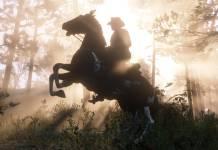 Red Dead Redemption 2 en HDR