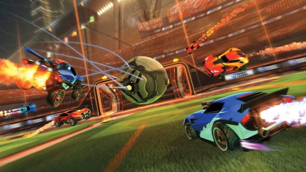 Rocket League le Cross-plateforme activé sur PS4