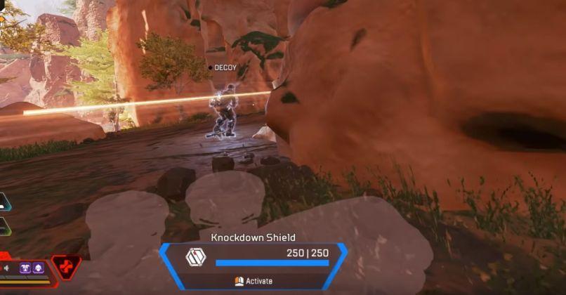 Prolongation - compétence passive Mirage - Apex Legends Personnage