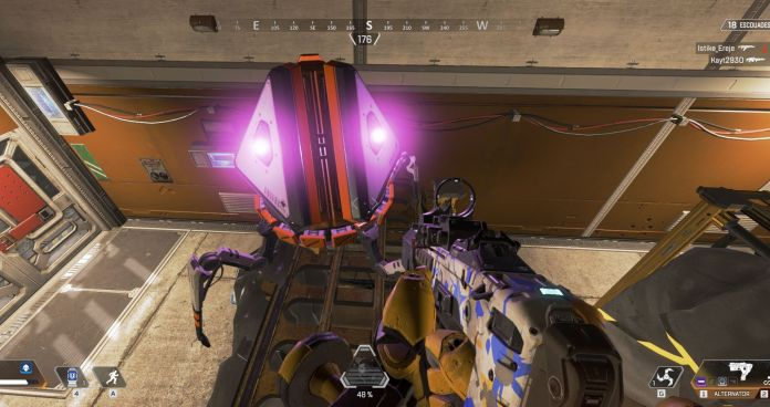 Robot à butin violet - Apex Legends Guide