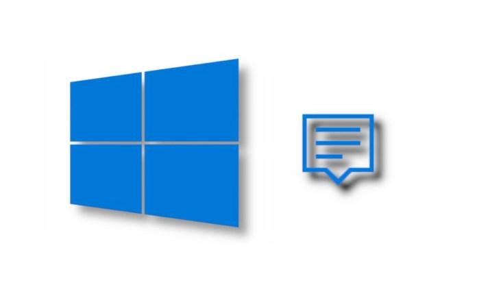 Comment supprimer les notifications sur Windows 10