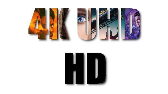 Netflix 4K UHD : obtenir la 4K et améliorer la qualité d'image