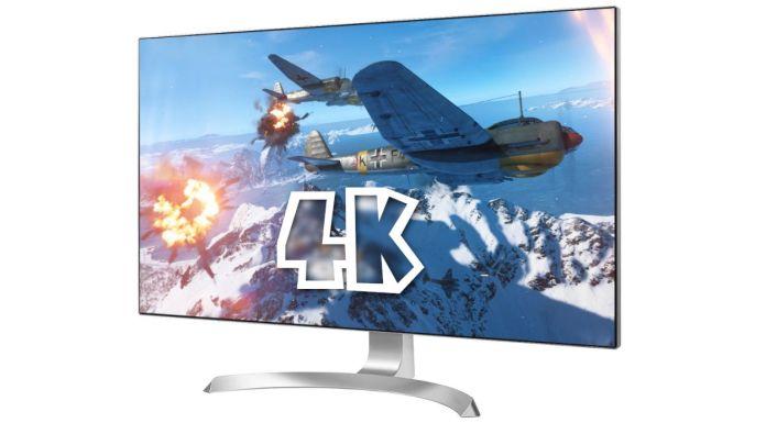Meilleurs écrans PC 4K Gamer - HDR et UHD pour tout les budgets