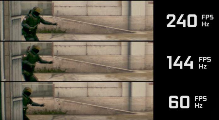 Avantage du 144 Hz - Pourquoi augmenter la fréquence de rafraîchissement