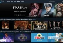 Prime Video Channels ajoute des chaines TV en streaming