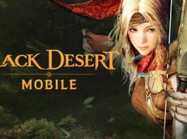 Black Desert Mobile arrive - pré inscrivez-vous sur Android et iPhone