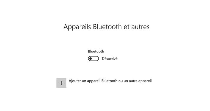 Comment activer le Bluetooth sur Windows 10 - guide