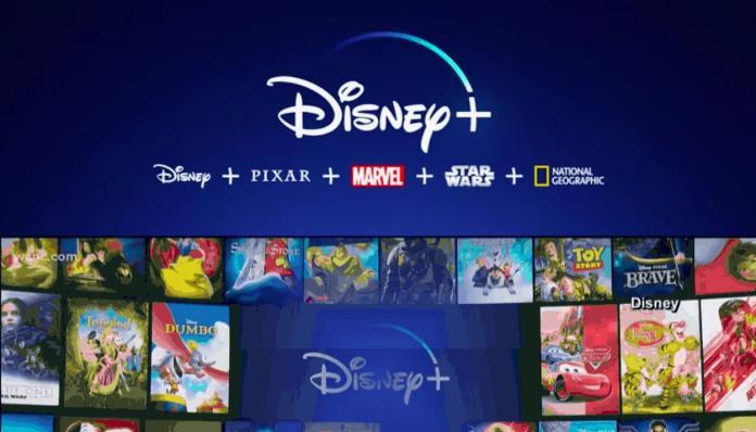 Disney plus - date de sortie en France
