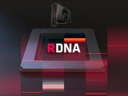 La Radeon RX 5600 XT sera disponible en janvier