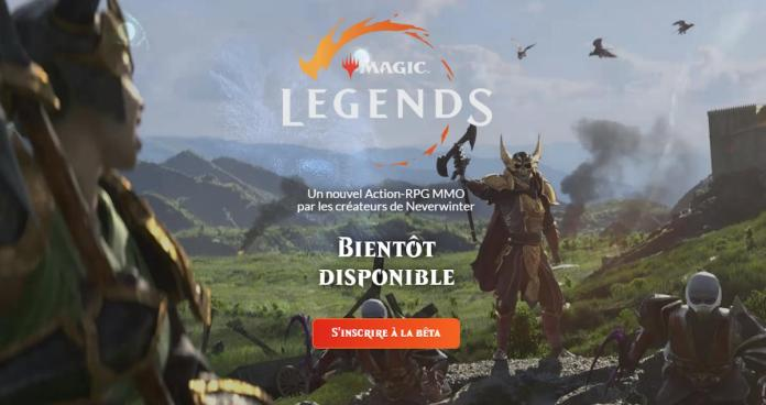 Magic Legends Beta : comment s'inscrire ? L'Alpha fermée a commencée