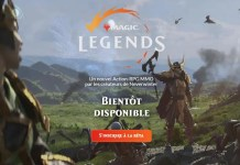 Magic Legends Beta comment s'inscrire