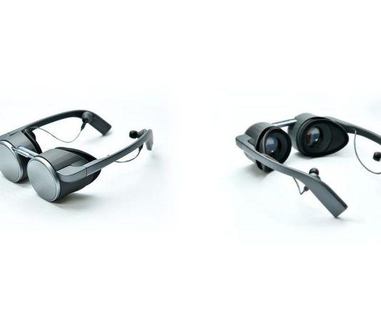 Les lunettes VR de Panasonic - compactes et HDR
