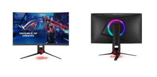 Asus Rog XG27WQ ecran 1440p 165 Hz FreeSync Premium ELMB HDR