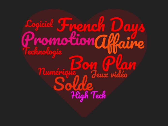 French Days 2020 : les bons plans du lundi 1 juin