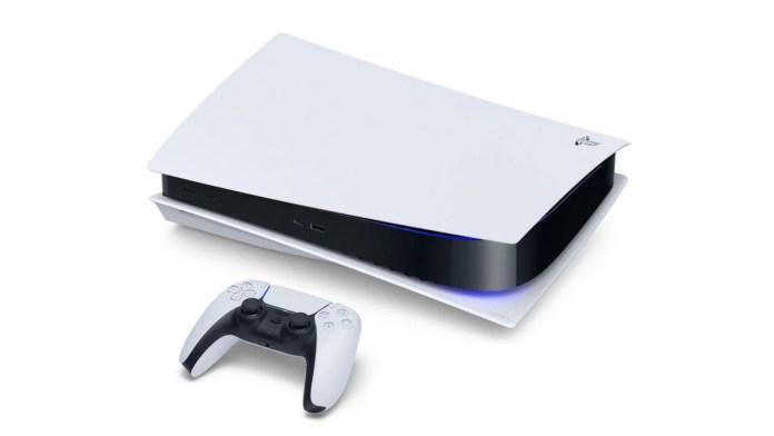 PS5 horizontal