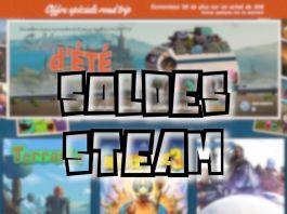 Soldes été Steam