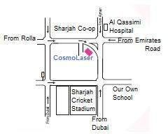 Cosmolaser Medical Centre Sharjah UAE