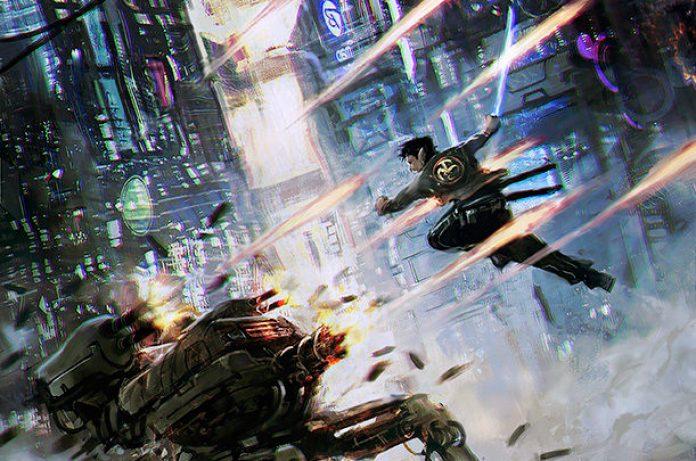 genre cyberpunk cyberfantasy