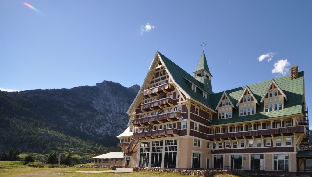 Prince of Wales Hotel - Kanada mit Cosmo Travel