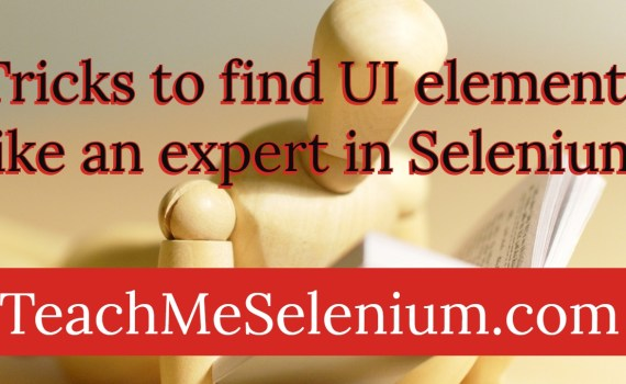 Selenium tutorials in Java – CosmoCode io