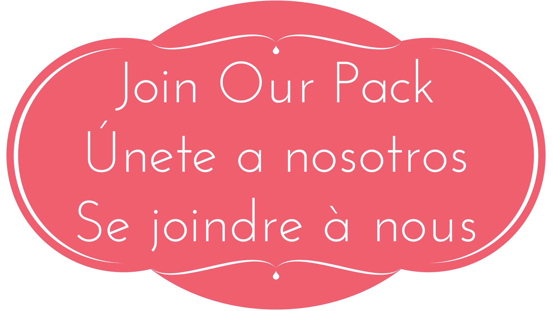 Join Our Pack Button