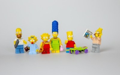 Recognizing Simpsons characters using transfer learning
