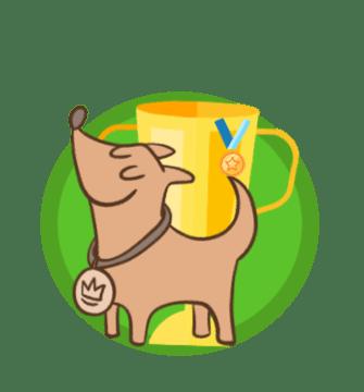 Dog Training Category Logo