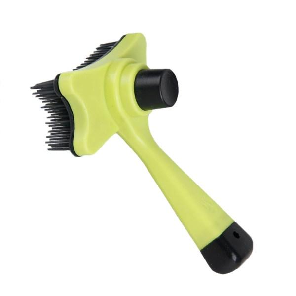 Multi-purpose Pet Dog Cat Brush Hair Fur Shedding Trimmer Grooming Professional Removal Comb Brush
