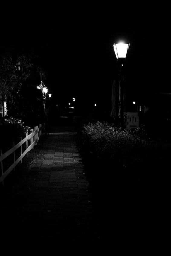 Nachtleben auf der Insel