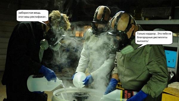 Experimentos químicos