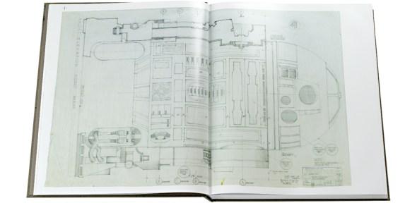 Star Wars The Blueprints Book Cosmonavigator S