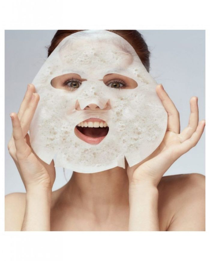 Bubble Mask Oxigenante y Revitalizante
