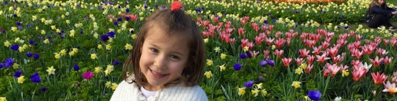 12 amazing photos that will inspire you to visit Keukenhof with kids