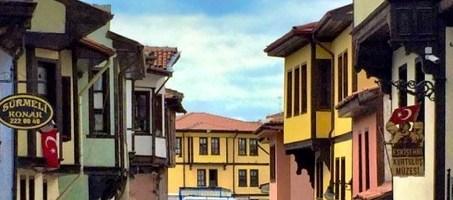 Hidden gems in Turkey: Eskişehir's colorful Odunpazarı with kids