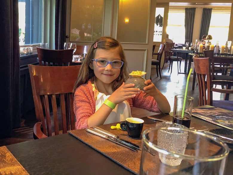 Gastronomisch diner in Hotel Restaurant Mardaga