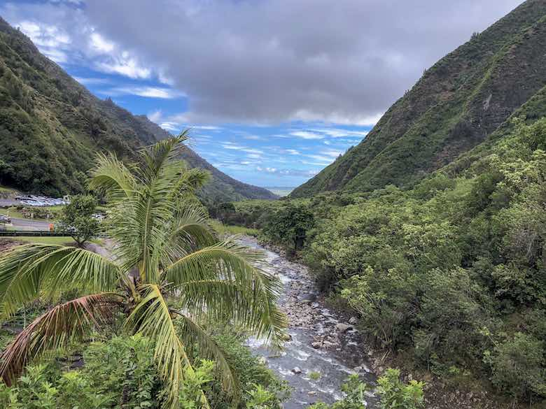 'Iao Valley views