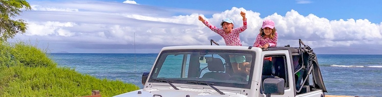 Things to do in Maui with kids, ultimate list of family activities in Maui