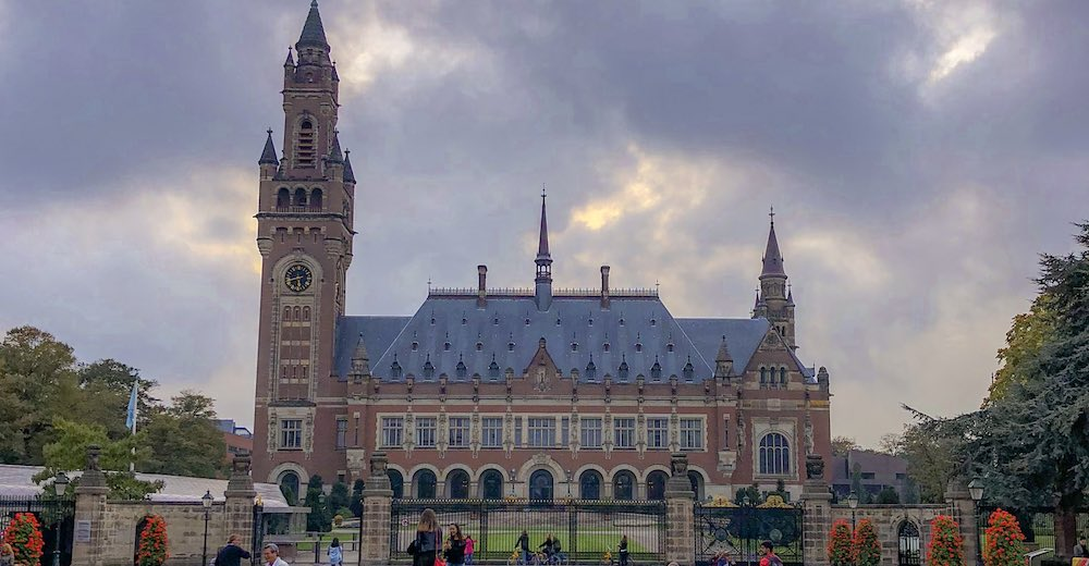 Visiting the Peace Palace counts as one of the best things to do in The Hague