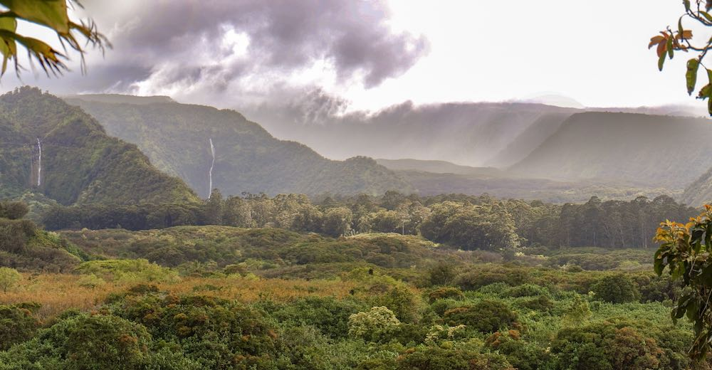 The Waihee Ridge Trail counts as one of the most breathtaking Maui hikes