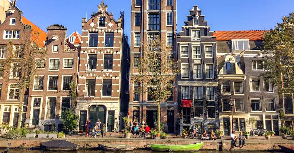 Amsterdam one of the best day trips from Brussels due to its proximity to the Belgian capital