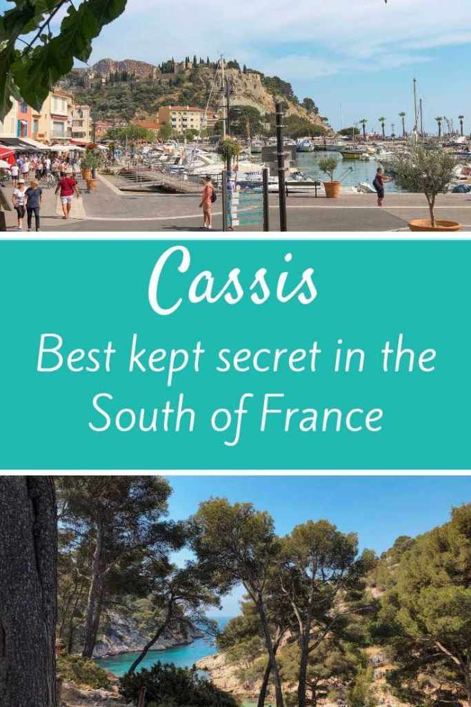 Cassis France features a gorgeous harbour, pastel houses, convivial markets and the calanques hiking trails. Cassis: the place to be in South of France. #travel #france #southoffrance #provence #cassis #calanques