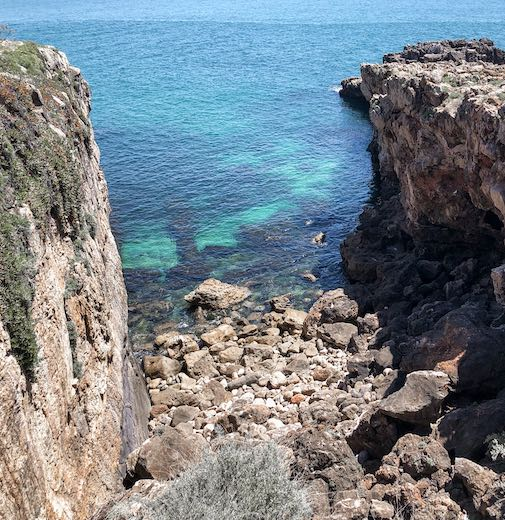 A visit to Boca do Inferno is one of the most popular things to do in Cascais Portugal